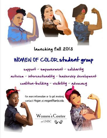 WoC flyer