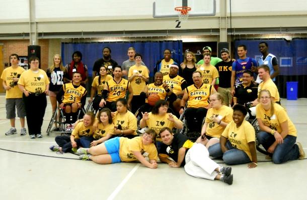 Wheelchair Basketball 3