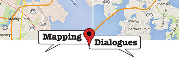 Mapping Dialogues